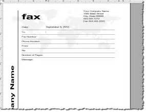 free fax template search results for free printable fax cover sheets