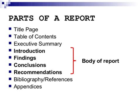 pattern of writing a report summary report writing stonewall services