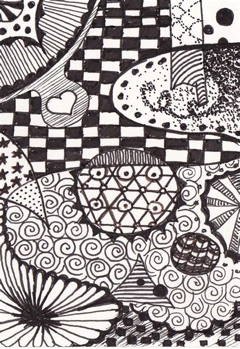 zentangle design zentangle zentangles pinterest