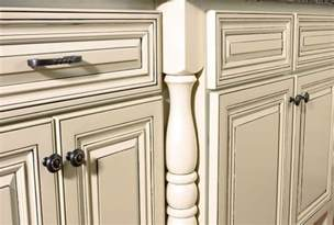 Antique Look Kitchen Cabinets White Finished Wood Kitchen Cabinets Ft Lauderdale Florida 954 601 7044