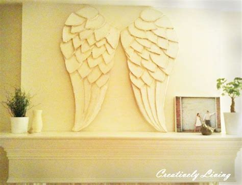 How To Make Wings Out Of Paper - how to make awesome wings 4 the home