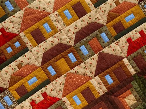 Patchwork Textiles - patchwork home sweet home shop on livemaster with