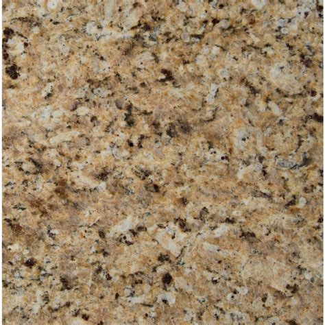 Floor Tiles Granite by Ms International St Helena Gold 12 In X 12 In Polished