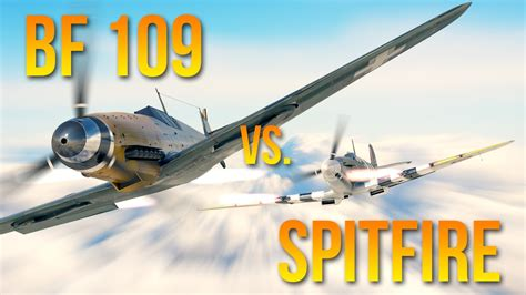 libro spitfire ii v vs bf world war ii dogfight animation spitfire vs bf 109 youtube