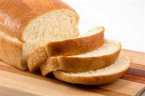 Handmade White Bread - 10 unhealthy foods you think are healthy listverse