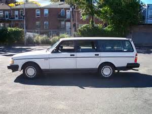 Volvo 240 Wagon Specs 1993 Volvo 240 Wagon Automatic Related Infomation