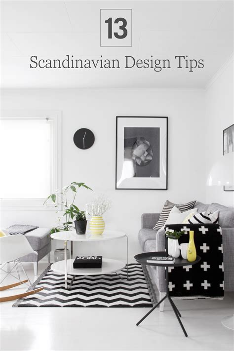 scandinavian home design instagram scandinavian design tips babble