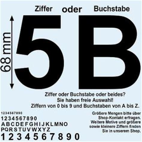 Motorrad 6 Buchstaben by Stockwerk Seite Hausnummer Buchstabe B Aufkleber