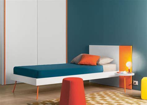 Battistella Ambo Single Bed Contemporary Single Beds Single Bedding