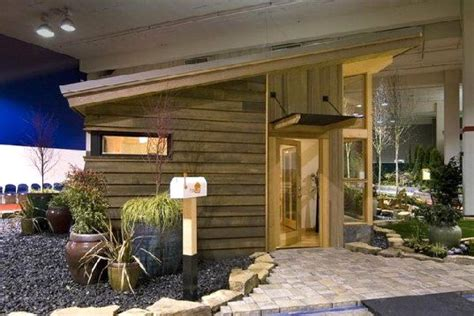prefab mother in law cottage tiny home provide shelter pinterest