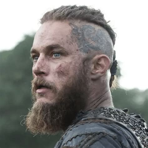 ragnar vikings braid fans of quot vikings quot try the ragnar lothbrok hairstyle men