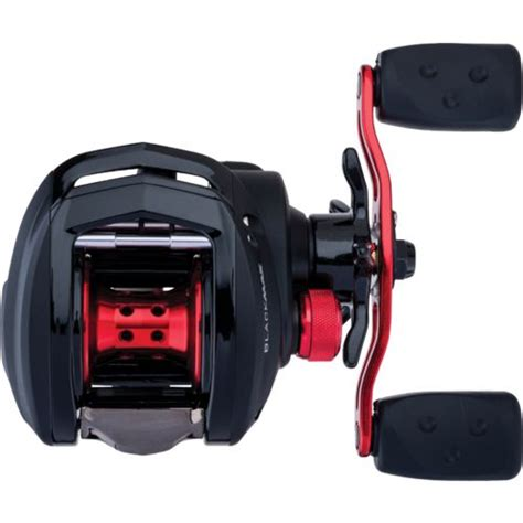 Garcia Black by Abu Garcia Black Max 3 Low Profile Baitcast Reel Academy