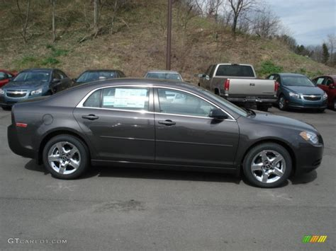 Gray Ls by 2012 Taupe Gray Metallic Chevrolet Malibu Ls 62434155