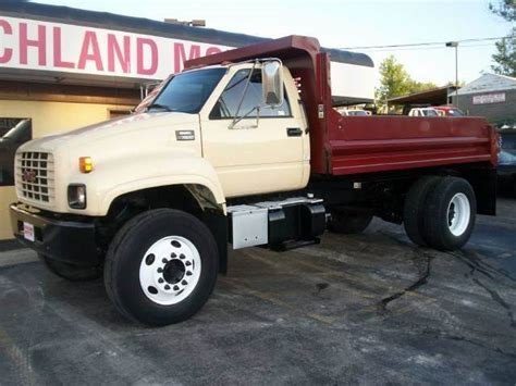 used 1999 gmc topkick for sale