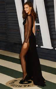 Irina Shayk At The Vanity Fair Oscar On Feb 22 Irina Shayk 2015 Vanity Fair Oscar 33 Gotceleb