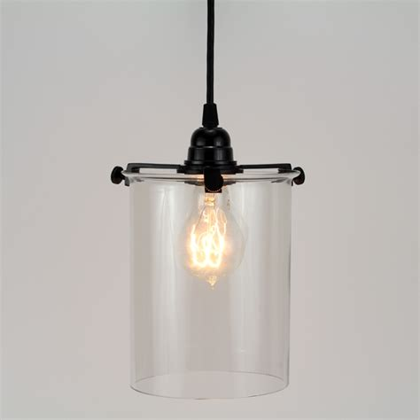 Glass Cylinder Pendant Light Glass Cylinder Pendant L Tools And Toys