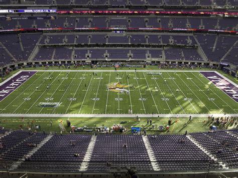 bank studium u s bank stadium section 313 seat views seatgeek