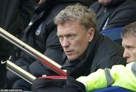 u boat watch manchester david moyes was warned that moving to united was like