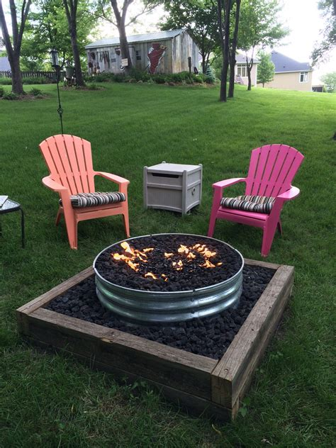 Backyard Creations Ring Backyard Creations Pit Table Home Outdoor Decoration