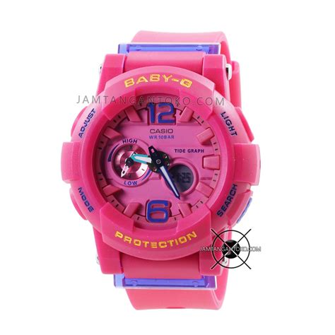 Jam Tangan Original D Ziner D 8176 Pink Fanta Ring Silver harga sarap jam tangan baby g bga 180 4b3 pink magenta