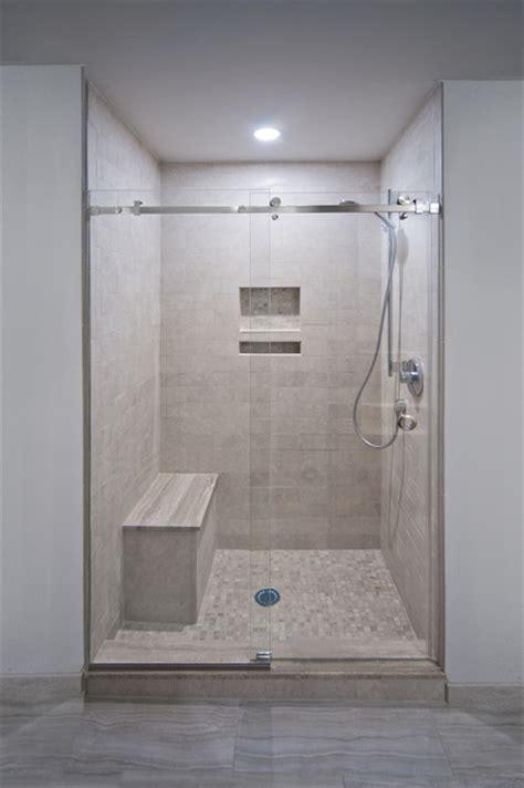 New York Shower Door House Contemporary Bathroom Other Metro By New York Shower Door