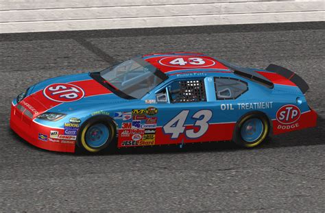 Richard Petty 43 by Robot Zombies June 2012