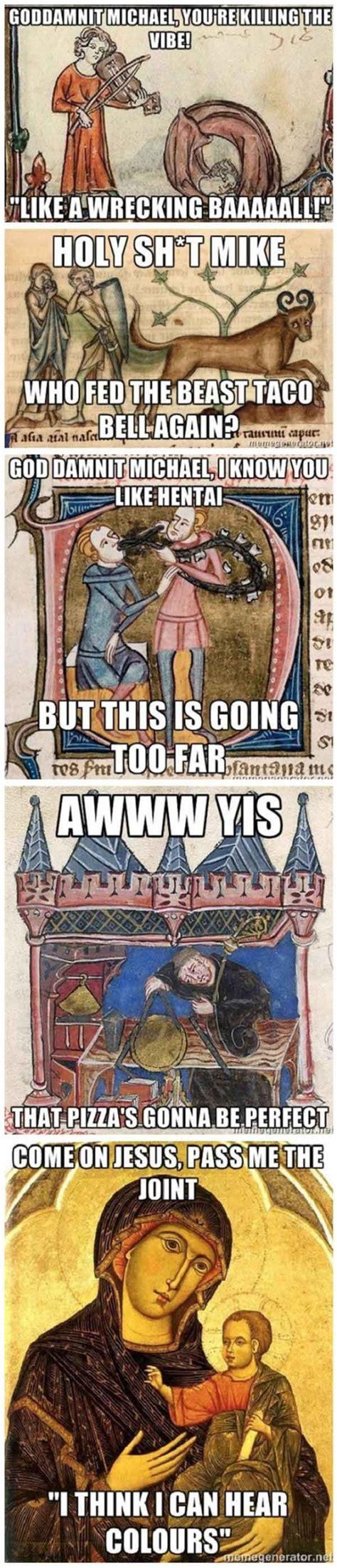 Medieval Memes - medieval memes dailypicdump