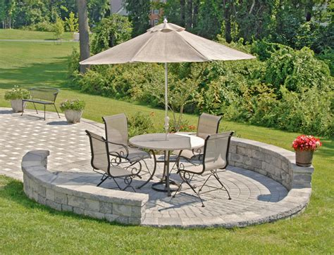 House Patio Designs With Chair And Table Home Backyard Patio Garden Design Ideas