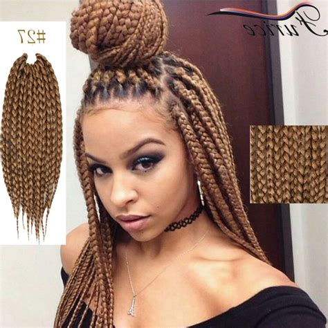 hair color and highlightes for box braids awesome hair color 27 braids with regard to present