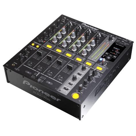 Katalog Mixer Audio dj mixer pioneer djm 700 dj equipment und tontechnik