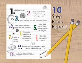Report Writing Books How To Write A Succesful Book Report