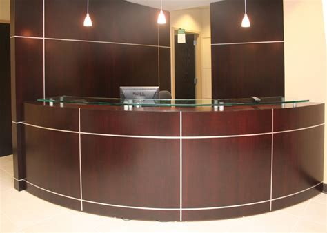 Custom Reception Desk Arnold Reception Desks Inc Custom Empire Switzer