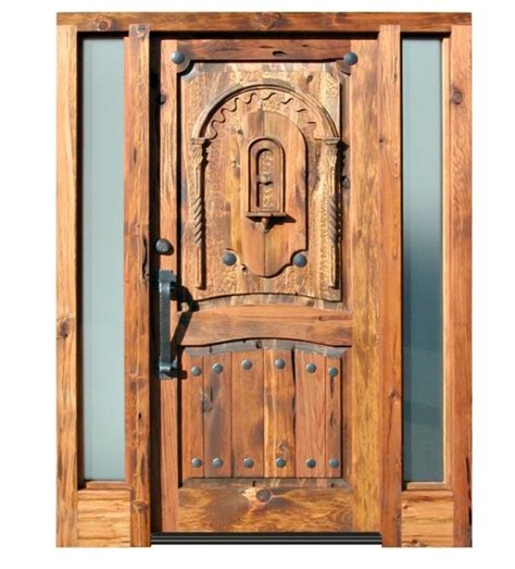 Handmade Wooden Doors - custom wood doors materials and designs home doors