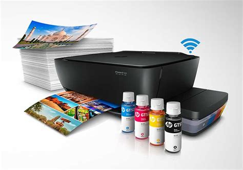 Hp Ink Tank 315 Z4b04a new hp gt5820 3 in 1 inkjet multi function printer with