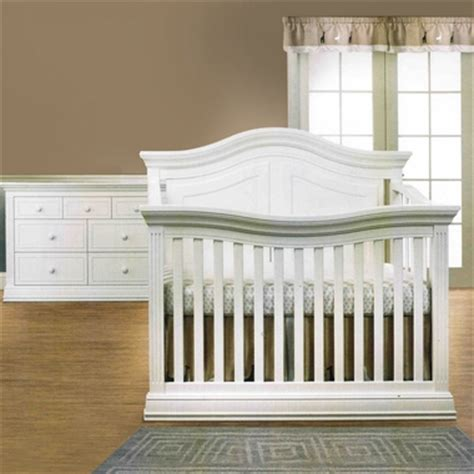 sorelle providence 4 in 1 convertible crib in grey sorelle providence 2 nursery set 4 in 1