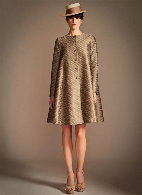 7 Gorgeous Fall Coats by Temperley Pre Fall 2013 35 Gorgeous Looks From