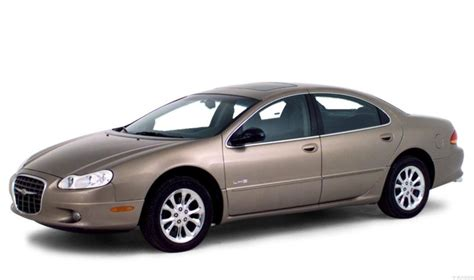 Chrysler 2000 Lhs by 2000 Chrysler Lhs Information And Photos Zombiedrive