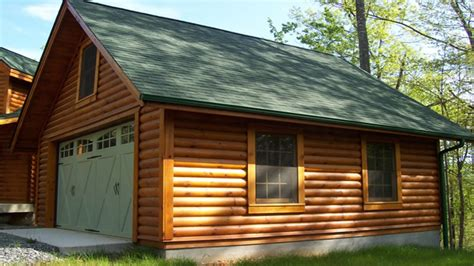log cabin garages log cabin garages 2 car log garage with apartment log
