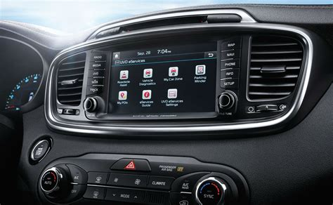 kia uvo kia uvo eservices features and benefits