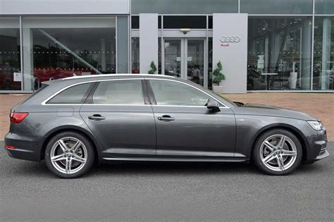 Audi A4 Avant S Line 2 0 Tdi by Used 2016 Audi A4 Avant S Line 2 0 Tdi 150 Ps 6 Speed For