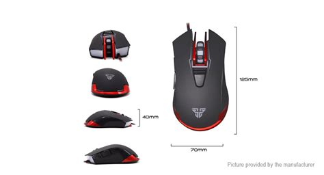 Mouse Usb Gaming V4 Fantech 9 73 fantech v3 usb wired optical gaming mouse authentic 6 800 1200 1600 2400dpi