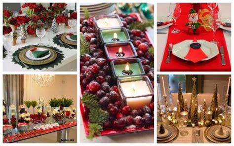 dicas para decorar mesa de natal mesa de natal 64 ideias incr 237 veis dicas imperd 237 veis
