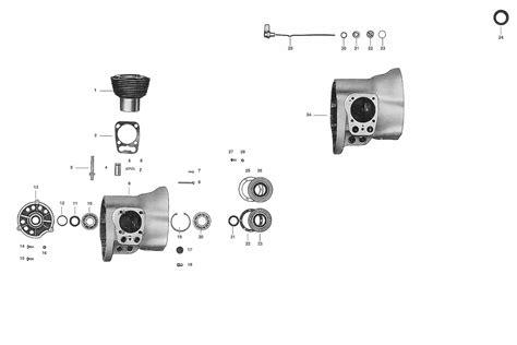 Awo 425 Zylinder by Zylinder Awo 425 Touren 187 Mmm Ersatzteil Nachbauten Seite 2