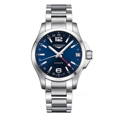 longines sport conquest s stainless steel bracelet