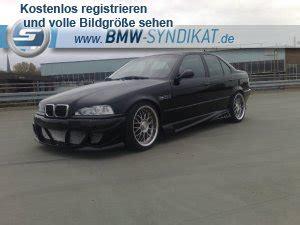 Bmw 2er Unterhalt by Black Magic 3er Bmw E36 Quot Limousine Quot Tuning