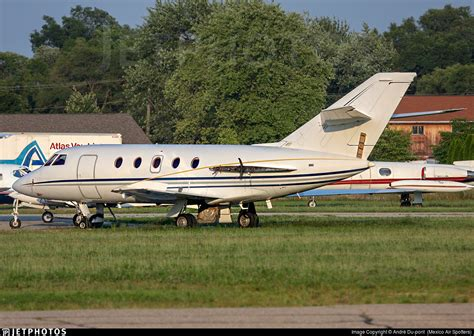 n196ts dassault falcon 20 royal air freight andr 233 du pont mexico air spotters jetphotos