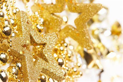 golden christmas decorations christmas photo 22230536