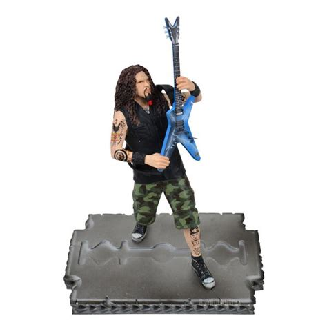 pantera collectible  knuckelbonz rock iconz dimebag darrell statu buyrocknroll