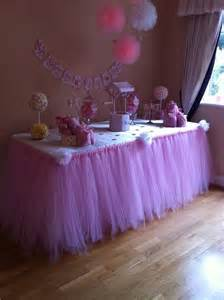 tulle table tutu custom winter tulle tutu table