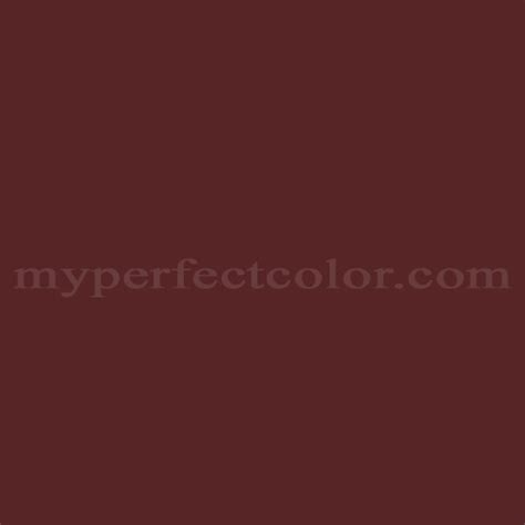 color your world 98rr06 206 mahogany match paint colors myperfectcolor